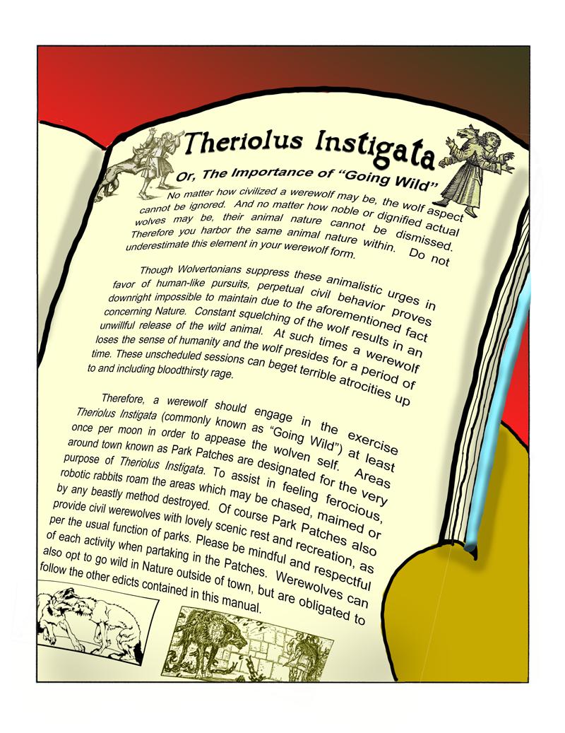 Theriolus Instigata